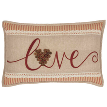 Love Pillow - Ozark - 14x22 - VHC