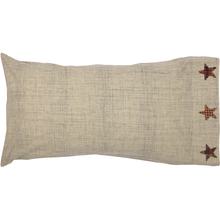 King Pillow Case (Set of 2)- Abilene Star- 21x40- VHC