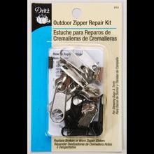Outdoor Zipper Repair Kit