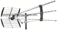 Tri-Boom UHF-750 Deep Fringe