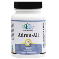 Adren-All 60 capsules by Ortho Molecular