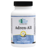 Adren-All 120 capsules by Ortho Molecular