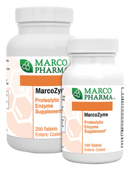 Marcozyme by Marco Pharma 250 Tablets