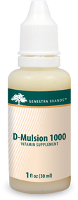 D-Mulsion 1000 (Citrus) - 1 fl oz By Genestra Brands