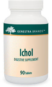 Ichol - 90 Tabs By Genestra Brands