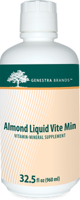 Almond Liquid Vite Min - 32.5 fl oz By Genestra Brands