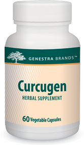 Curcugen - 60 Capsules By Genestra Brands