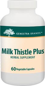 Milk Thistle Plus - 60 Capsules By Genestra Brands