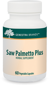 Saw Palmetto Plus - 60 Capsules By Genestra Brands