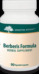 Berberis Formula - 90 Capsules - 90 Capsules By Genestra Brands