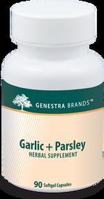 Garlic + Parsley - 90 Capsules By Genestra Brands