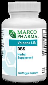 DBS by Volcana Life Marco Pharma 120 Capsules