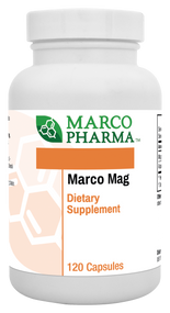 Marco Mag by Marco Pharma 120 Capsules