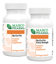 Ba-Co-Flor Probiotic Extra Strength by Marco Pharma 90 capsules (1 Billion per capsule)