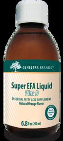 Super EFA Liquid Plus D - 6.8 fl oz By Genestra Brands