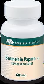 Bromelain Papain +  -60 - 60 Tabs By Genestra Brands