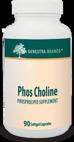 Phos Choline - 90 Capsules By Genestra Brands