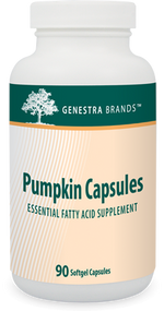 Pumpkin Capsules - 90 Capsules By Genestra Brands