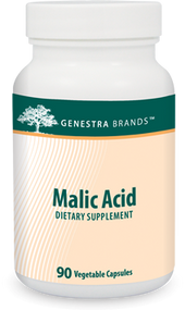 Malic Acid - 90 Capsules By Genestra Brands