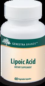 Lipoic Acid - 60 Capsules By Genestra Brands