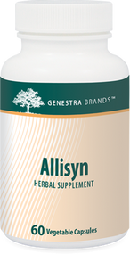 Allisyn - 60 Capsules By Genestra Brands