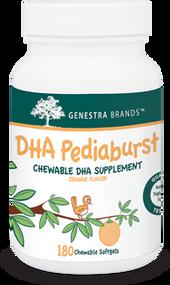 DHA Pediaburst - 180 softgels By Genestra Brands