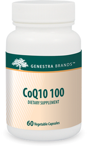 CoQ10 100 - 60 Capsules By Genestra Brands
