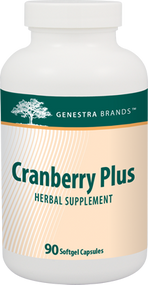 Cranberry Plus - 90 Capsules By Genestra Brands