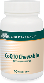 CoQ10 Chewable - 60 Tabs By Genestra Brands