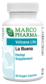 La Buena by Volcana Life Marco Pharma 90 Capsules