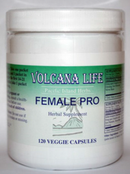 Uses:  Provides nutritional support for females especially during stressful times and menopause.  Excellent natural hormone balancer, reduces hot flashes and balances other unwanted symptoms that are consistent with menopause.  For more product information and to obtain specific recommendations on how this product may be effective in helping you to clinically improve your health condition, please contact our office's customer service or schedule a consult with our clinical nutritionist physician and medical practitioner.  Serving Size: 1 Capsule Servings Per Container: 30  Amount Per Serving 270mg / % DV  Serenoa Repends' panax ginseng' angelica senensis' valerian officiales' tinospora rumphii' velvet bean * *Daily Value not established.  Serving Size: 1 Capsule Servings Per Container: 30 Amount Per Serving 270mg / % DV  Blumea balsamifera' mentha cordifolia' occinum bassilicum' panax ginseng' coral calcium' ginkgo biloba * *Daily Value not established.  Serving Size: 1 Capsule Servings Per Container: 30 Amount Per Serving 270mg / % DV  Tinospora rumphii' serenoa repens' velvet bean' panax ginseng' angelica senensis * *Daily Value not established. Serving Size: 1 Capsule Servings Per Container: 30 Amount Per Serving 270mg / % DV  Acteae racemosa' angelica senensis' viteax' negundo' mentha cordifolia' valerian officialis * *Daily Value not established.  Other Ingredients: Vegetable Gelatin.