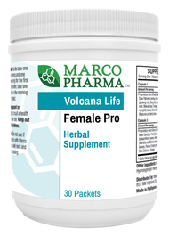 Female Pro by Marco Pharma Volcana Life 120 Capsules