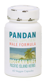 Pandan by Volcana Life Marco Pharma 60 Capsules LIMITED SUPPLY PRODUCT MANUFACTURING IS BEING DISCONTINUED