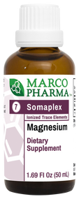 Magnesium No. 7 Somaplex by Marco Pharma 1.69 oz (50 ml)