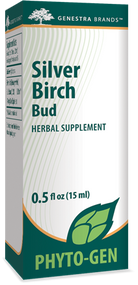 Silver Birch Bud - 0.5 fl oz By Genestra Brands