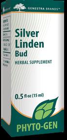 Silver Linden Bud - 0.5 fl oz By Genestra Brands