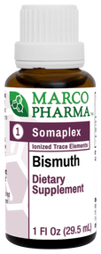 Bismuth No. 1 Somaplex by Marco Pharma 1 oz (29.5 ml)