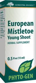 European Mistletoe Young Shoot - 0.5 fl oz By Genestra Brands