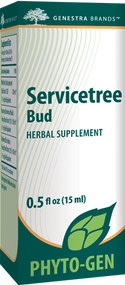 Servicetree Bud - 0.5 fl oz By Genestra Brands
