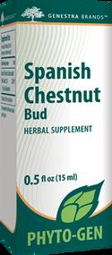 Spanish Chestnut Bud - 0.5 fl oz By Genestra Brands