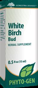 White Birch Bud - 0.5 fl oz By Genestra Brands