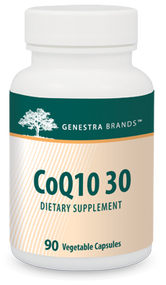 CoQ10 30 - 90 Capsules By Genestra Brands