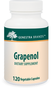 Grapenol -120 - 120 Capsules By Genestra Brands