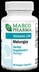 "Malungay ""Moringa"" by Volcana Life Marco Pharma 90 Capsules"