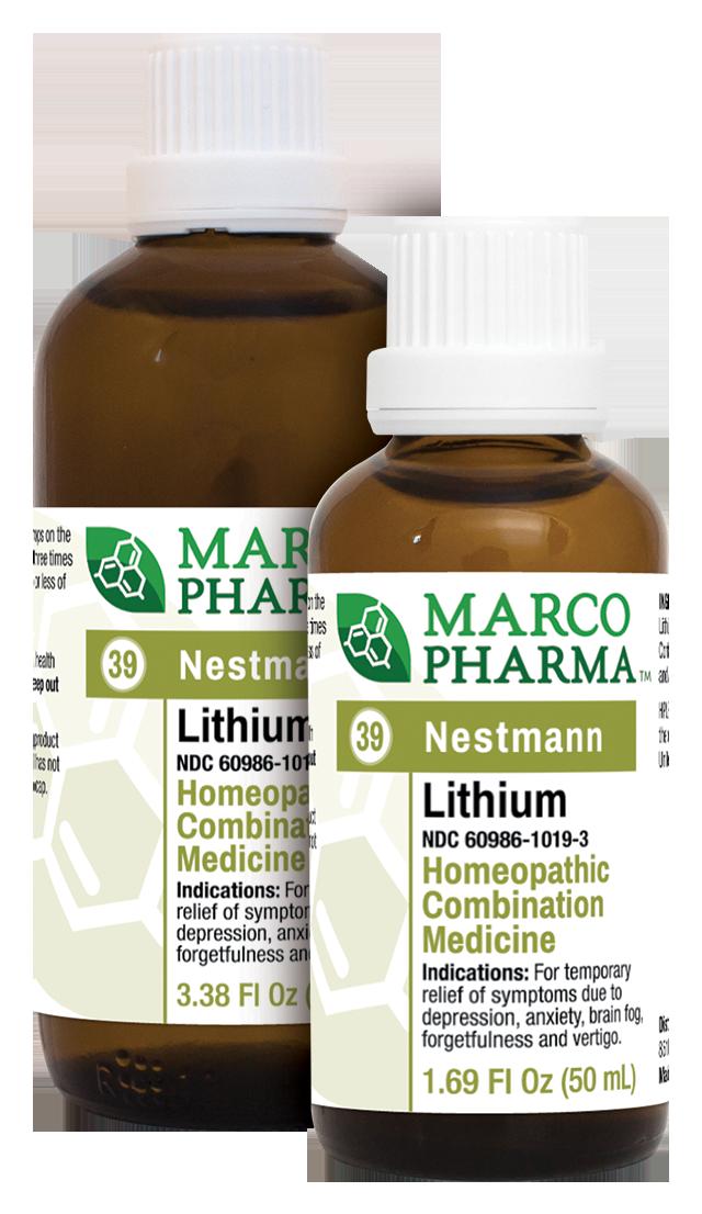 Lithium by Marco Pharma 1 69 oz  (50 ml)