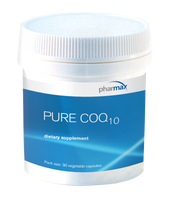 Pure CoQ10 - 30 Capsules By Pharmax
