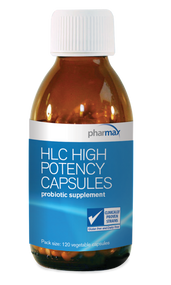 HLC High Potency Capsules -120 - 120 Capsules By Pharmax