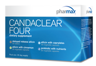 Candaclear Four 30 Days Supply by Pharmax