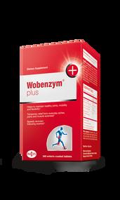Wobenzym® Plus by Mucos Pharma  240 tablets