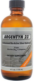 Argentyn 23 by Natural Immunogenics 4 oz (118 ml)
